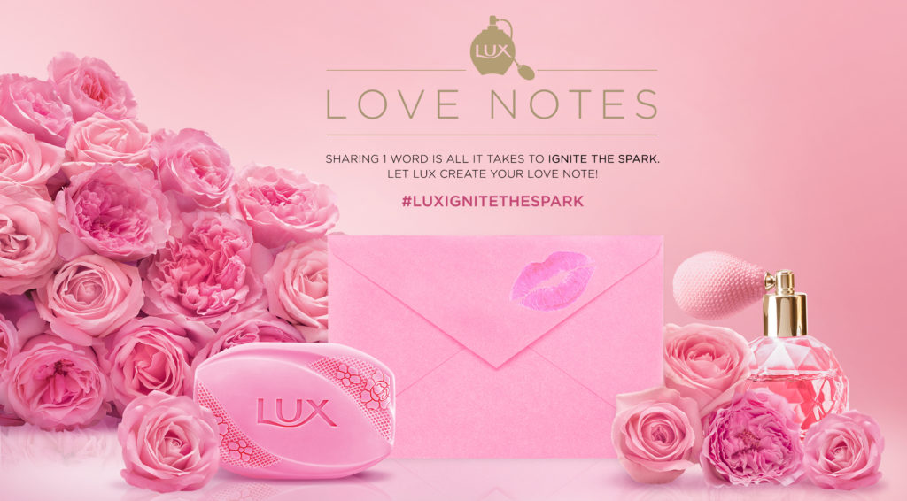 LUX Love Notes / Live Crafts: Writing