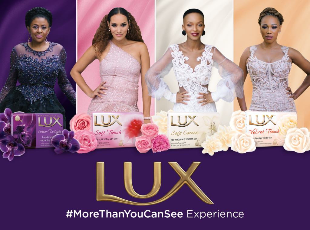LUX #MoreThanYouCanSee Experience